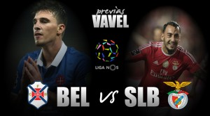 Previa Os Belenenses – SL Benfica: un derbi lisboeta muy disparejo