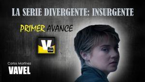 Primer tráiler de 'La serie Divergente: Insurgente'