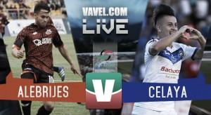 Alebrijes pega primero y derrota a Celaya 2-1