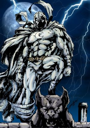 Report: Moon Knight will be the latest Marvel-Netflix collaboration