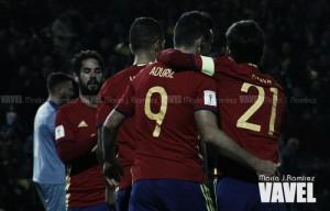 España, décima en el ranking FIFA