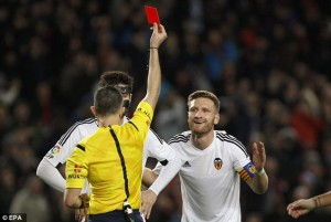 Mustafi se pierde la vuelta de Copa por sanción