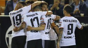 Valencia - Granada: puntuaciones del Valencia, jornada 33 de la Liga BBVA