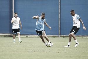 Grêmio retoma trabalhos técnicos com foco na final da Copa do Brasil