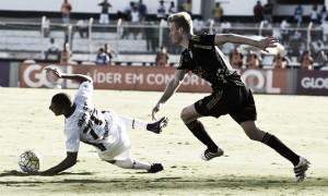 Ponte Preta vence pelo placar mínimo e Fluminense chega ao oitavo jogo sem vitória