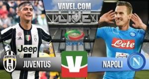 Terminata Juventus - Napoli, LIVE Serie A 2017/18 (0-1): La decide la zuccata di Koulibaly!