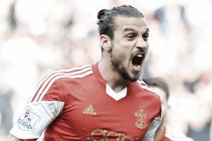 Dani Osvaldo's Southampton contract terminated