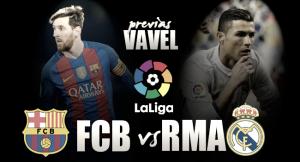 Previa FC Barcelona - Real Madrid: lluvia de estrellas en el Camp Nou