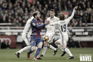 FC Barcelona 1-3 Real Madrid en en ida Supercopa de España 2017