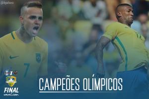 Luan e Walace: de campeões olímpicos a campeões com o Grêmio