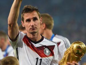 Klose dice basta, la Germania ringrazia l'attaccante