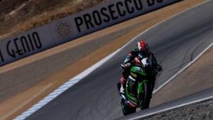 SBK, Laguna Seca: Rea vince Gara 1, out le due Ducati