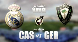 RM Castilla vs Gernika Club: Con la mirada puesta en los puestos de play-off