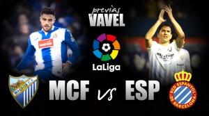 Previa Málaga CF-RCD Espanyol: buscando un cambio