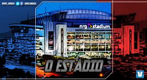 Super Bowl LI: NRG Stadium, a casa da grande final