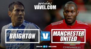 Previa Brighton vs Manchester United: objetivo salvación