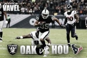 Houston Texans take on Oakland Raiders in intriguing Wild Card matchup