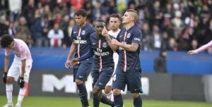 El PSG juega con fuego ante el Evian