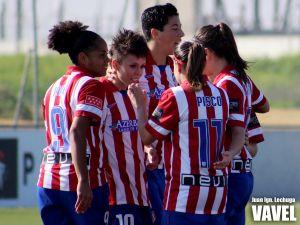 El Atlético Féminas asalta el fortín del Sevilla