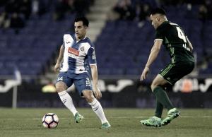 Previa Espanyol - Betis: confrontación de dinámicas