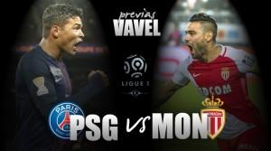 Previa PSG - AS Mónaco: duelo por el liderato con sabor a final
