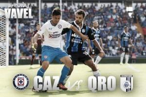 Previa Cruz Azul - Querétaro: a reencontrarse con la victoria