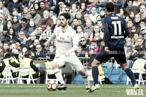 """Isco Alarcón: """"Queda aprender y centrarnos en la Liga para que no se nos escape"""""""