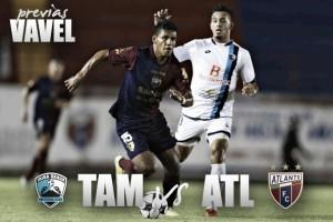 Previa Tampico Madero - Atlante: mínima diferencia