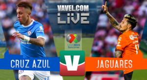 Resultado y goles del Cruz Azul 2-0 Jaguares de Chiapas de la Liga MX 2017