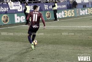 Rubén Peña, baja ante el Betis