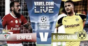 Resumen Benfica 1-0 Borussia Dortmund en octavos de final Champions League 2017