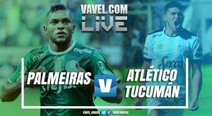 Resultado Atlético Tucumán x Palmeiras pela Libertadores 2017 (1-1)