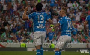 Santos 2-2 Cruz Azul: Puntuaciones de Cruz Azul en Jornada 6 Clausura 2017