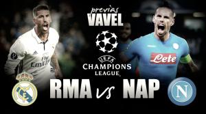 Previa Real Madrid - Nápoles: mucho por decir