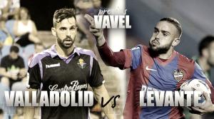 Previa Real Valladolid - Levante UD: El líder visita a un pucela en horas bajas