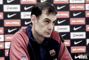 """Georgios Bartzokas: """"Siempre es un partido especial"""""""