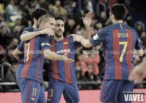 El Barça Lassa gana al Jumilla y ya lleva diez victorias consecutivas