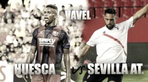 SD Huesca - Sevilla Atlético: oportunidad para la confirmación