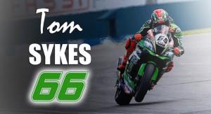 Tom Sykes y el sueño de volver a ser campeón