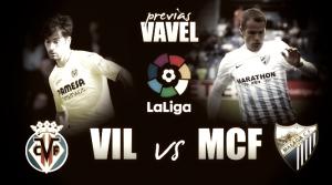 Previa Villarreal CF - Málaga: Perseguir la estela de la Liga de Campeones