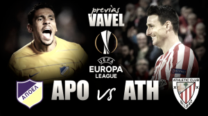 Previa APOEL - Athletic Club: están a un paso en Nicosia