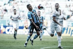 Barrios inicia como titular, mas Grêmio só empata com Veranópolis na Arena