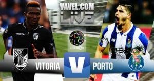Resumen Vitória Guimarães 0-2 Porto en Liga NOS 2017