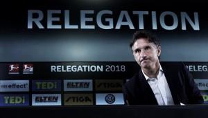 """Técnico Bruno Labbadia exalta vantagem do Wolfsburg: """"Vitória importante para nós"""""""