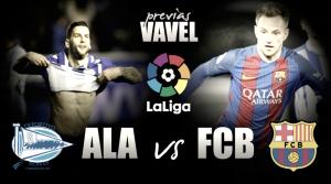 Previa Deportivo Alavés - FC Barcelona: seguir con la magia