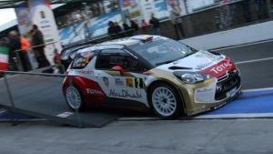 Triunfo de Sordo en el Monza Rally Show
