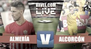 Resumen UD Almería 3-1 Alcorcón en Segunda División 2017