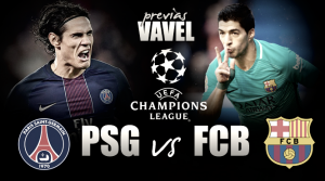 Previa Paris Saint Germain - FC Barcelona: choque de trenes