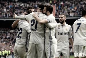 El Real Madrid lleva dos partidos de Liga sin ganar en Mestalla