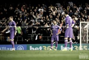 El Real Madrid tan sólo ha ganado un encuentro como visitante en este 2017